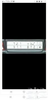 لوحة 911 مميزة للبورش السيارات الرياضية 911