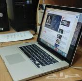 ماك بوك برو i7 للتصميم نظيف ومفرمت
