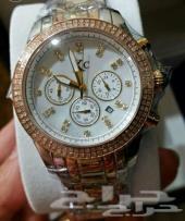 ساعة الماس جديدة