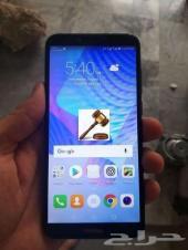 جوال هواوي استخدام يوم Huawei Y6 2018