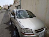 للبيع سيارة افيو موديل 2005