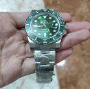 ساعة رولكس هالك 116610LV نسخة مطابقة للاصلية
