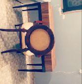 مكتب مع كرسي للبيع