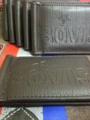 محفظة رجالية بماركة ( bovis ) المعروفة