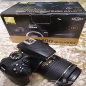 كاميرا نيكون d3400