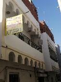 عماره للايجار في حي الروابي في جده
