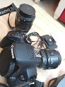 كاميرا canon 650D نظيفة جدا