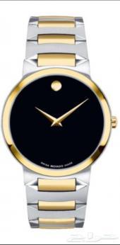 للبيع ساعة موفادو أصلية جديدة رجالية