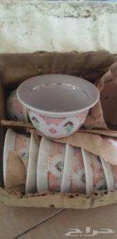 مجموعةمميز من فناجيل القهوة التراثية القديمه