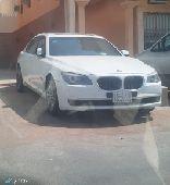 BMW 2009  740il فل كامل