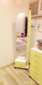 غرفة نوم اطفال بنات