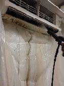 تنظيف مكيفات بالدمام بالخبر اسبليت مركزي شباك