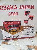 للبيع مولد كهرباء 5.5 كيلو ياباني جديد