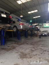العربة المترفة لصيانة السيارات الالمانية0595554750