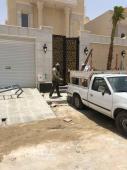 فيلا للبيع في حي الملقا في الرياض