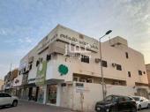 محل للايجار في حي الحمراء في الرياض