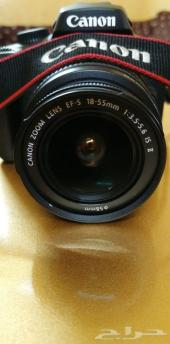 كاميرا كانون 4000d نظيفه للبيع