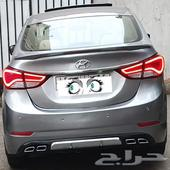 للبيع سيارة هونداي إلانترا مديل2014