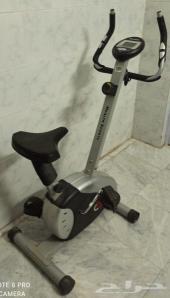 للبيع دراجه رياضيه ثابته