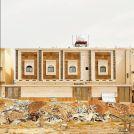 عماره 5 شقق فاخرة مساحة 660م العزيزية الريان