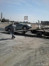 سطحة لشحن السيارات من دبي للسعودية والعكس