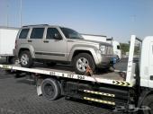 سطحة صغير لنقل السيارة من دبي الى السعودية
