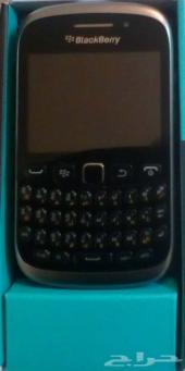 بلاك بيري كيرف 9320  (واي فاي 3جي  أسود)