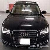 Audi A8 اودي - باسم صاحبها من الوكالة
