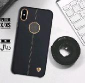 كفرات جلد طبيعي راقي ومميز للهاتفx xs iPhone