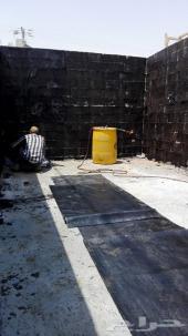 شركة عزل خزانات صيانة حمامات عزل اسطح
