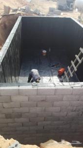 شركة عزل خزانات عزل الاسطح والحمامات كشف تسرب
