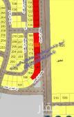 للبيع أرض تجاريه في 209 شارع 60 شرق