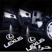 بروجكتر ليزر شعار ترحيبي لجميع السيارات
