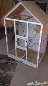 قفص فاخر منزلي جديد لجميع انواع الطيور الزينة