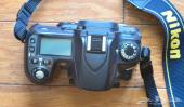 Nikon D80 DSLR Camera