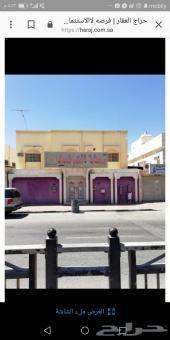 بيت لا استثمار للبيع علي شارع تجاري