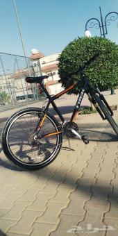 دراجة TREK نظيفة