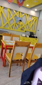 مطعم راقي آكلات بحريه و شعبيه للتقبيل و البيع