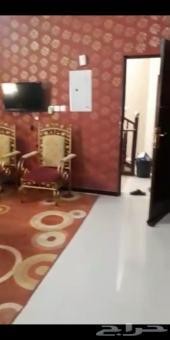 شقة عوائل دور علوي  بجوهرة المصيف