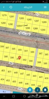 لبيع ارض 875 م بحي الشراع 92 أ  شارع 20 جنوب.