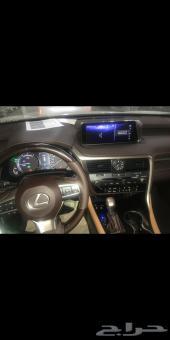 لكزس 2018 RX 450 هايبرد سعودي (جارالله)