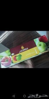 معسل تفاحتين الفاخر