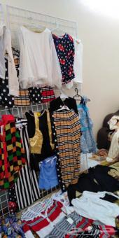 ملابس جاهزة للبيع
