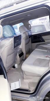 جيب لاندكروزر GXR3 تورينج جلد 2019 سعودي أبيض