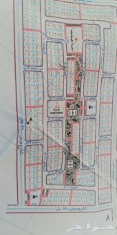 مخطط البريكه شارع 32 المسفلت موقع ممتاز