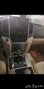 جيب لاندكروزر GXR3 جراند مخمل 2019 سعودي أبيض