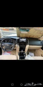 جيب لاندكروزر GXR3 تورينج ديزل 2020 (جارالله)