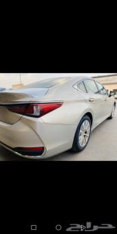لكزس ES250 AA سعودي 2020 ذهبي رمادي (جارالله)