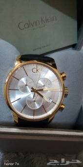 ساعة كالفن كلاين سويسرية CK