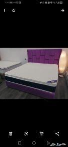 سرير جديد للبيع غير مستخدم مقاس 180 في 200
